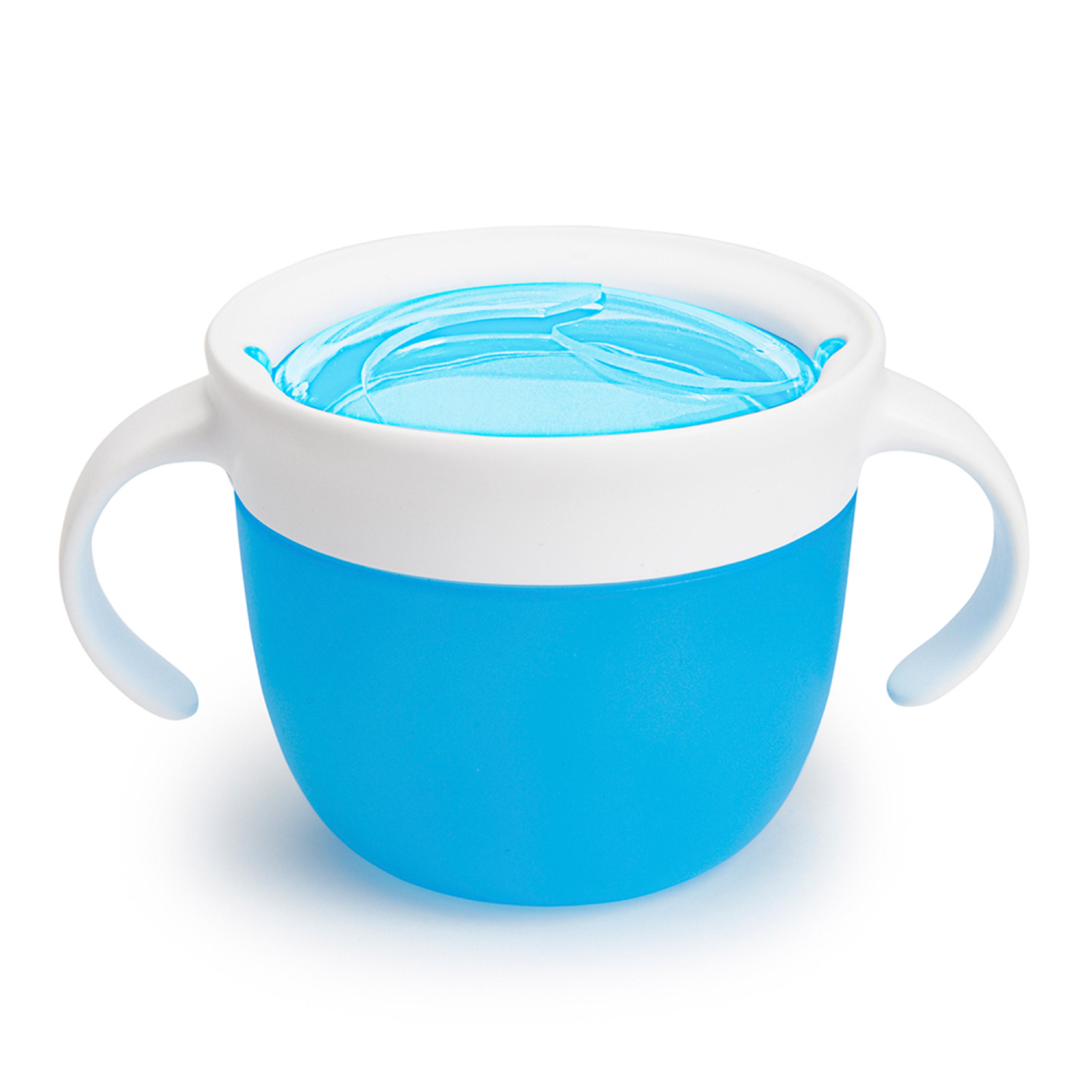 Контейнер Munchkin Поймай печенье голубой 12м+ контейнер munchkin поймай печенье голубой 12м