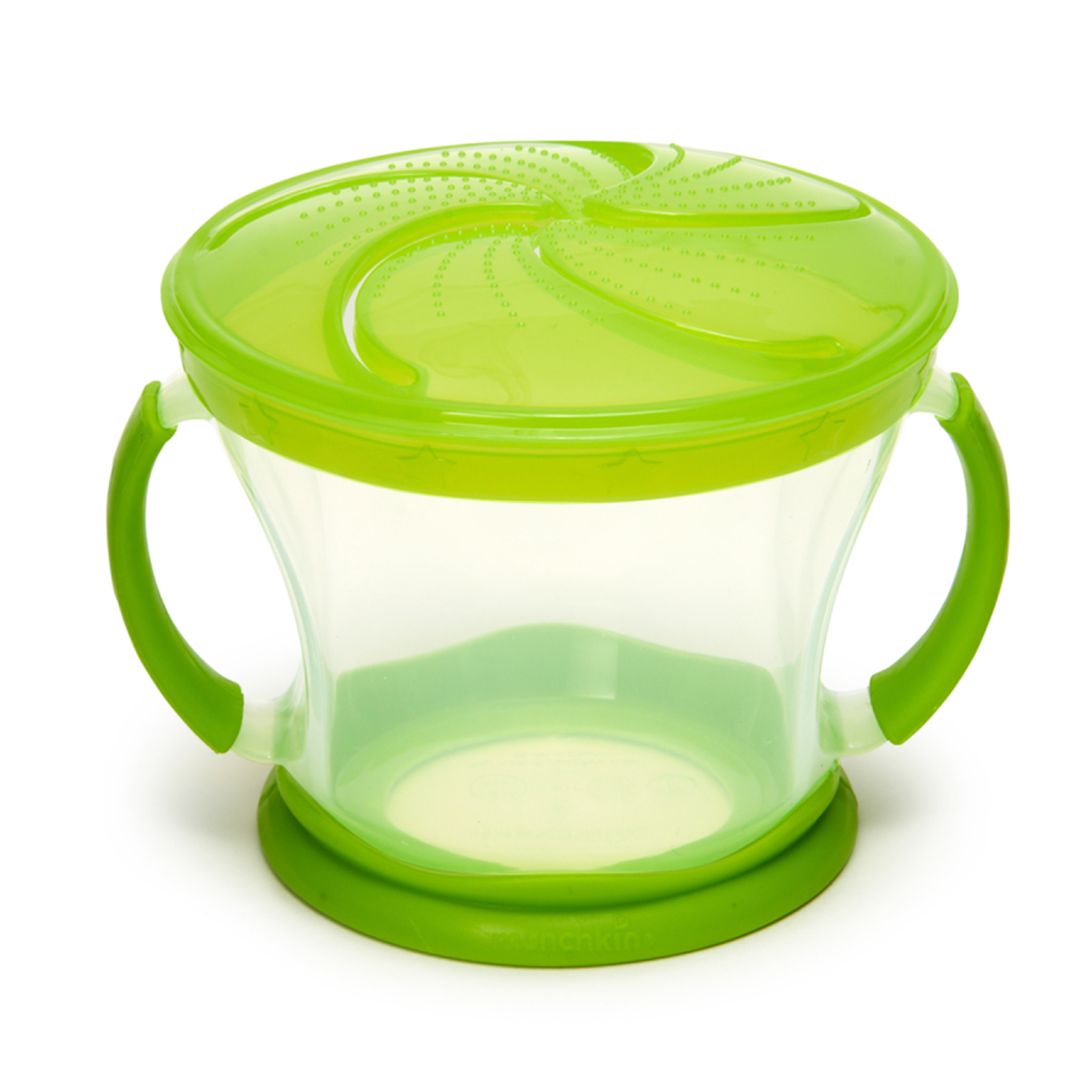 Контейнер Munchkin Поймай печенье Deluxe зеленый 12м+ контейнер munchkin поймай печенье голубой 12м