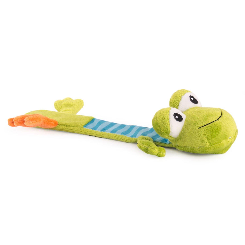 Фото - Погремушка Happy Snail Объятия Кваки (17HSB11KV) игрушка погремушка happy snail хруми 17hst02hr