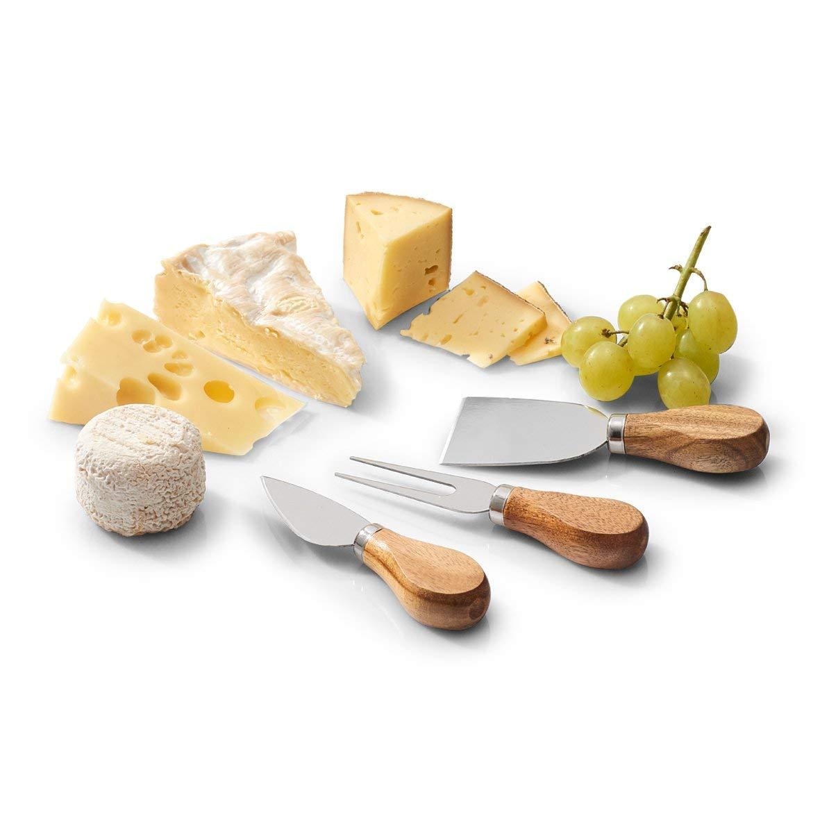 Ножи для сыра /набор/ 3 шт Zeller