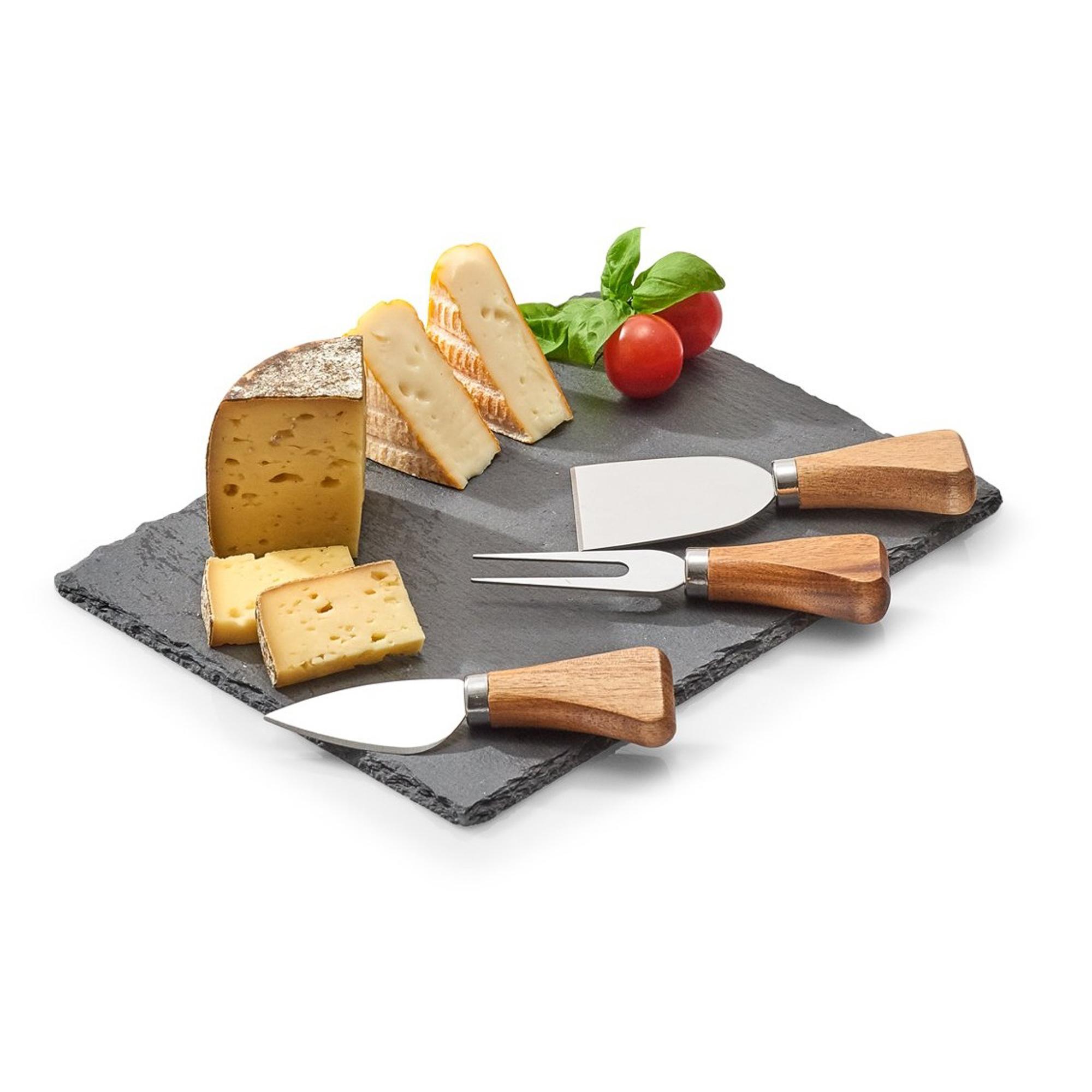 Купить со скидкой Сервировочный набор для сыра 4шт Zeller