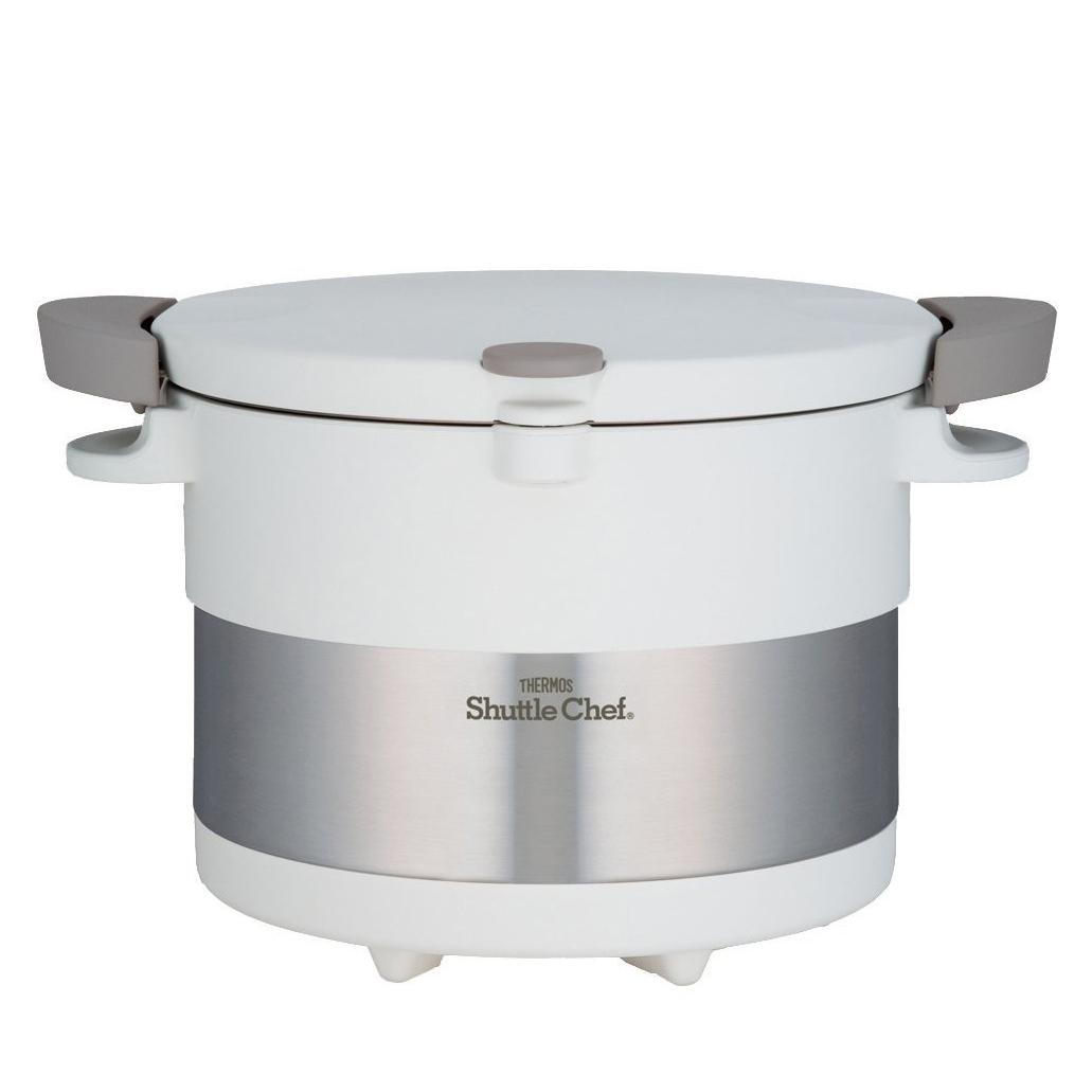 Термос с кастрюлей для приготовления пищи shuttle chef Thermos kbc-3000 3.0л