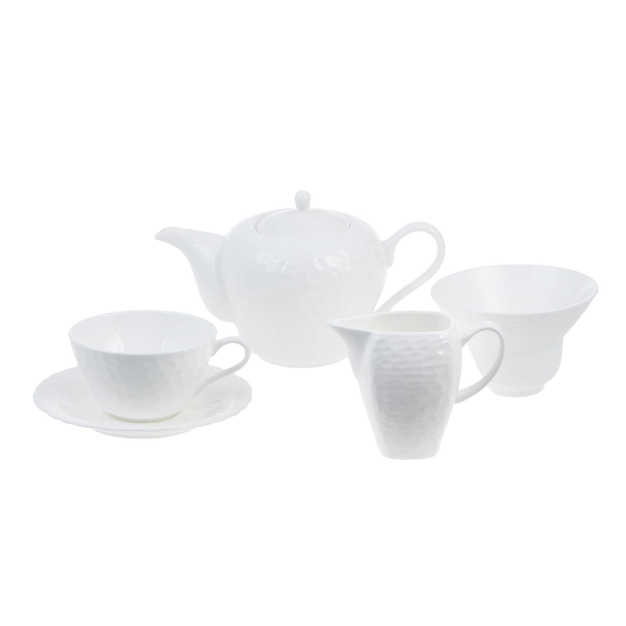 Сервиз чайный Топ арт студио гармония 15 предметов недорого