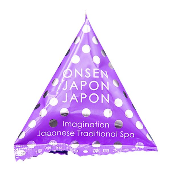 Соль для ванн Charley Onsen Источник Сима расслабляющая с ароматом нежных цветов 20 г фото
