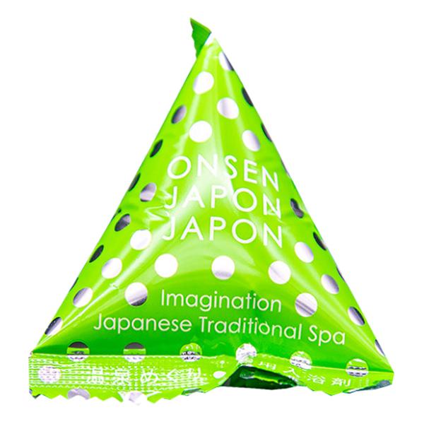 Соль для ванн Charley Onsen Источник Яманака расслабляющая с ароматом зеленого леса 20 г.