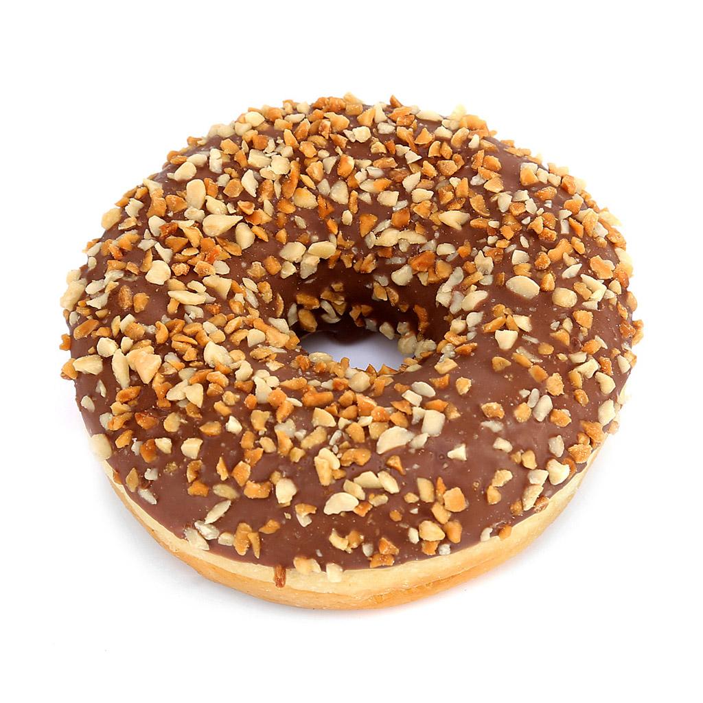 Донат Dooti Donuts с ореховой начинкой 71 г