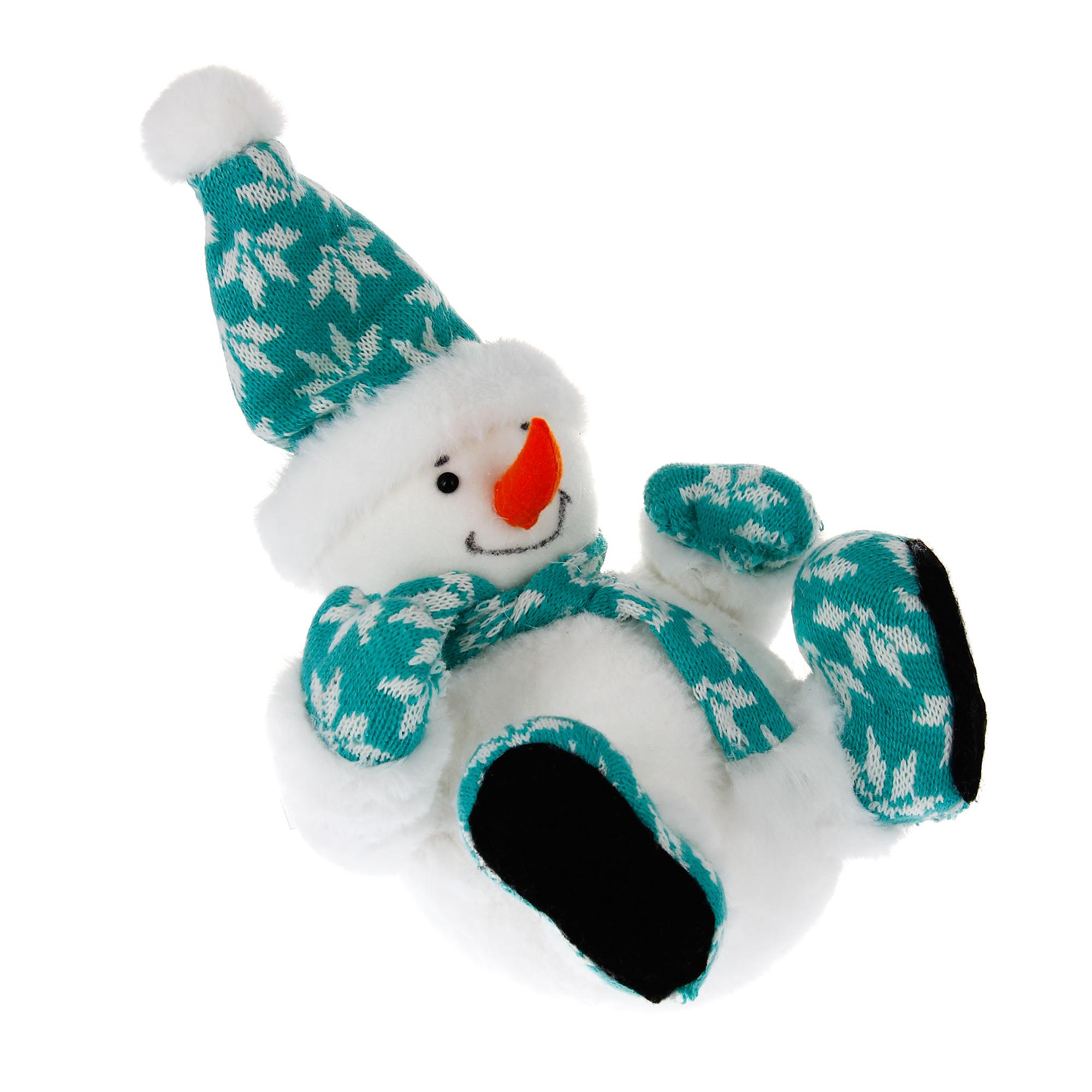 Фигурка декор Kaemingk снеговик фигурка lefard снеговик 787 179