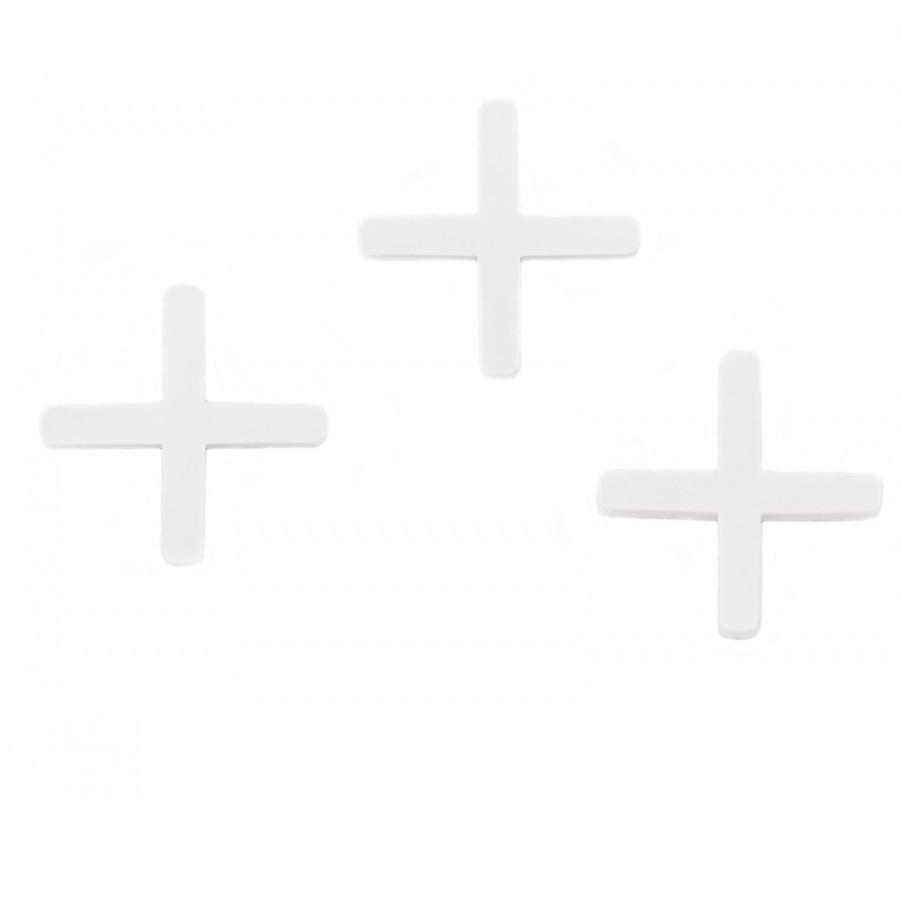 Крестики для плитки 3d крестики 3 мм (150 шт)