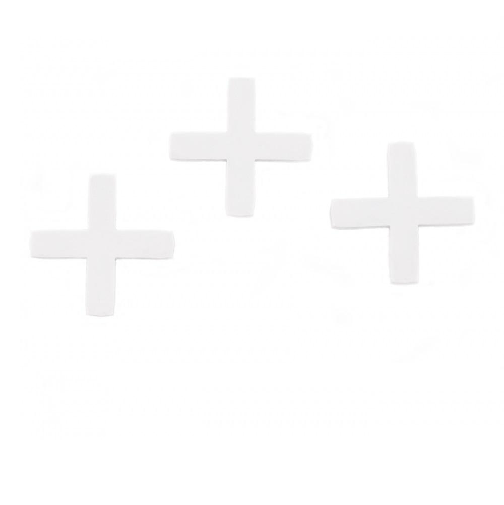 Крестики для плитки 3d крестики 4 мм (100 шт) крестики для плитки rubi 4 мм 1000 шт