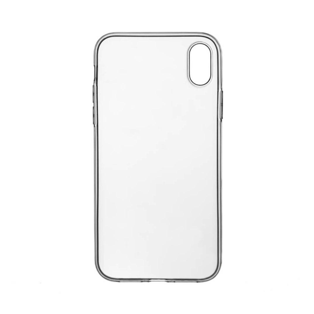 Чехол uBear Touch Case для Apple iPhone XR, прозрачный