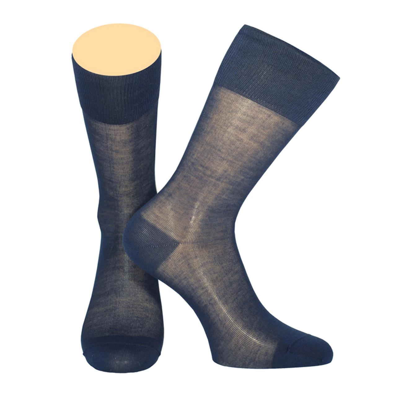 Носки мужские Collonil 42-43 темно-синие фото
