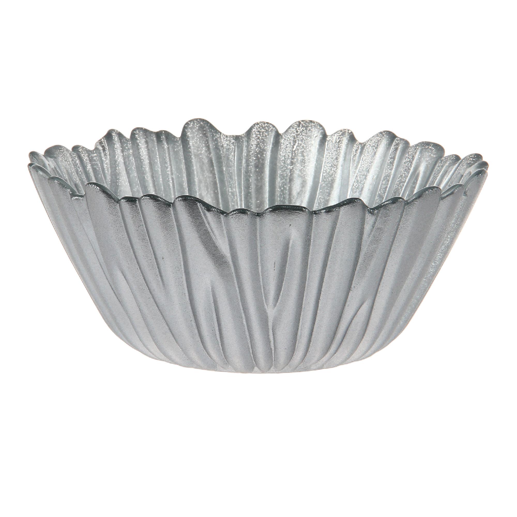 Тарелка глубокая Efe Glass Meltem 14 см