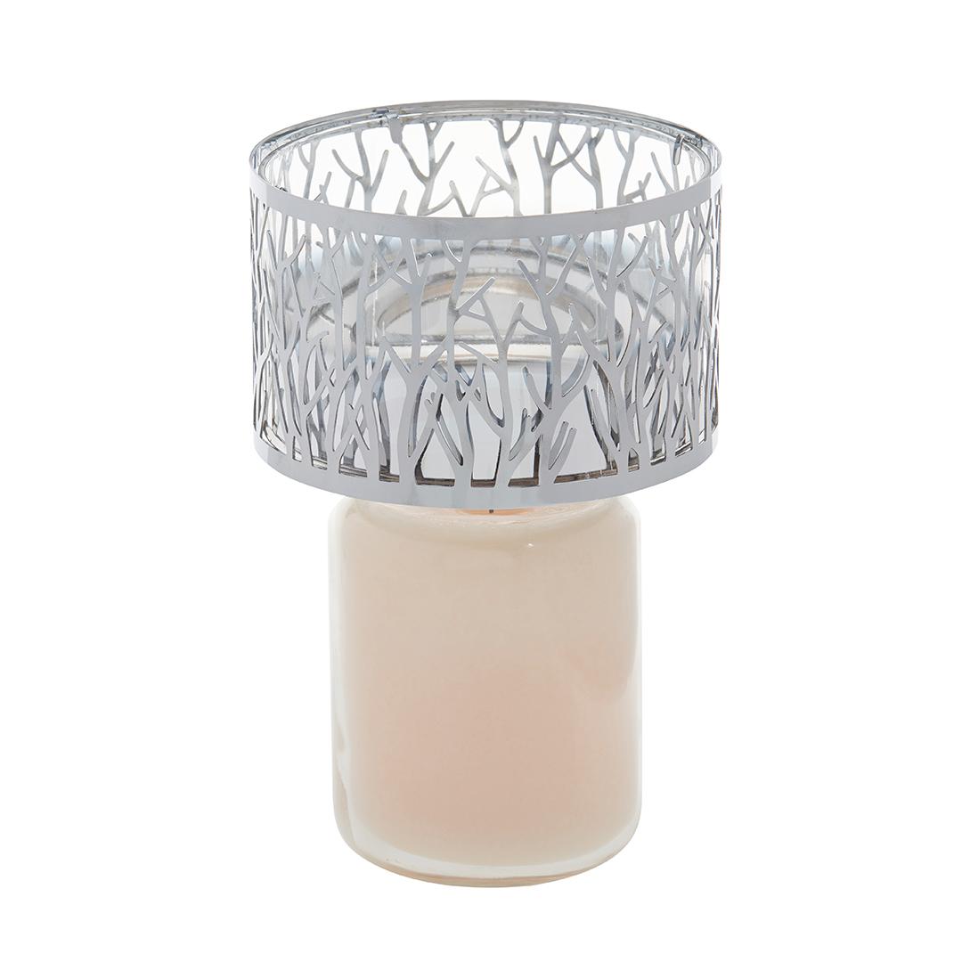 Набор для большой и средней свечи Yankee candle Сияние в лесу