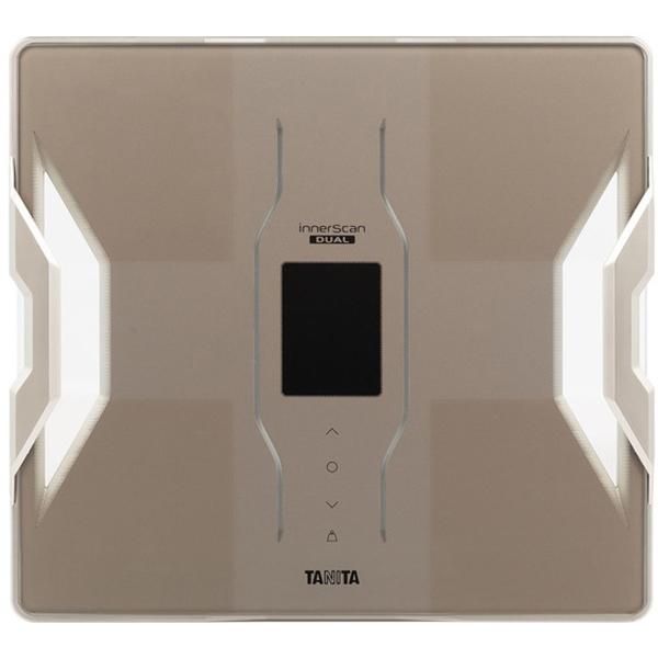 Купить Весы напольные Tanita RD-953S Platinum, Китай, бежевый, стекло
