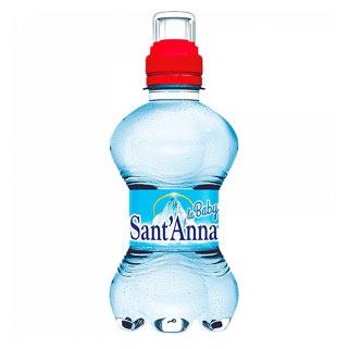 Вода детская Sant`Anna негазированная (sportcup), 0,25 л