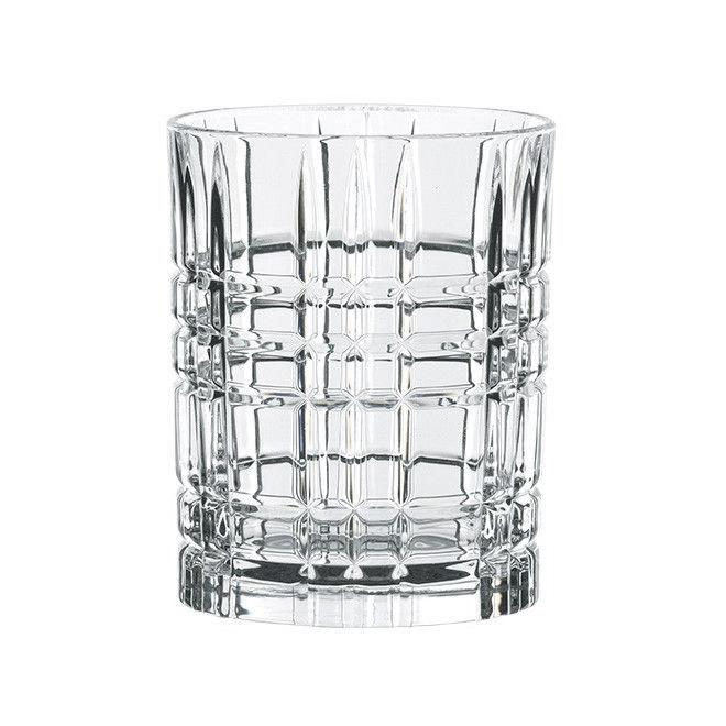 Фото - Набор стаканов Nachtmann Highland для виски и коктейлей 6-345 мл/6-445 мл стакан низкий highland 345 мл серый 97443 nachtmann
