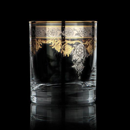 Фото - Набор стаканов Combi Gold/Platinum для виски 0,3 л combi