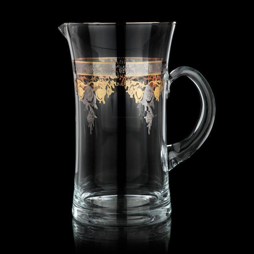 Кувшин Combi Gold/Platinum для напитков 1 л