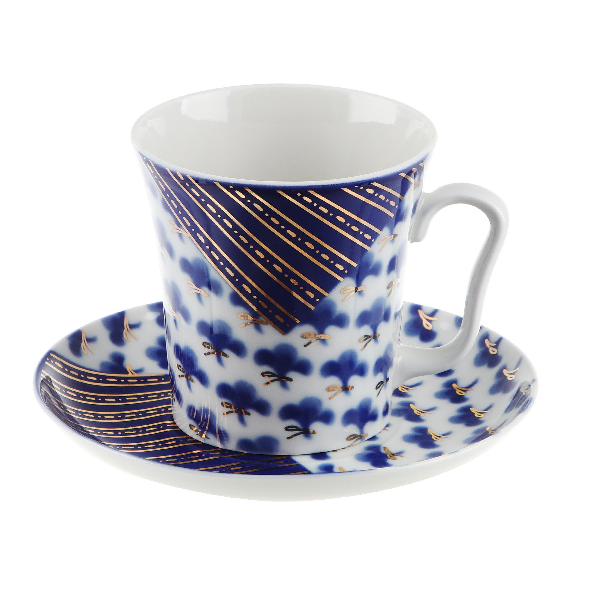 Чайная пара Ифз Окинава фарфор недорого