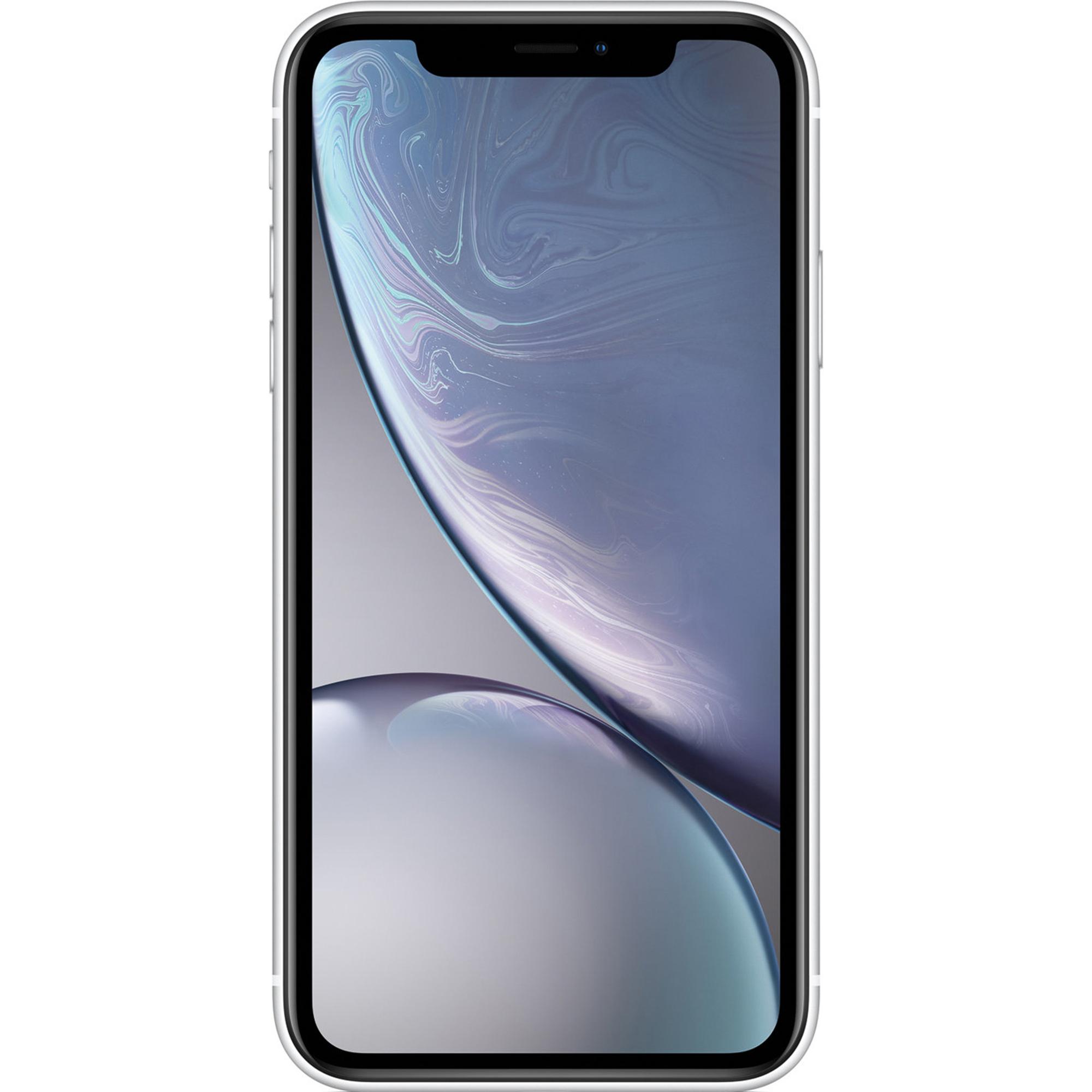 Фото - Смартфон Apple iPhone XR 64GB White дисплей tianma для iphone 6s white 476776