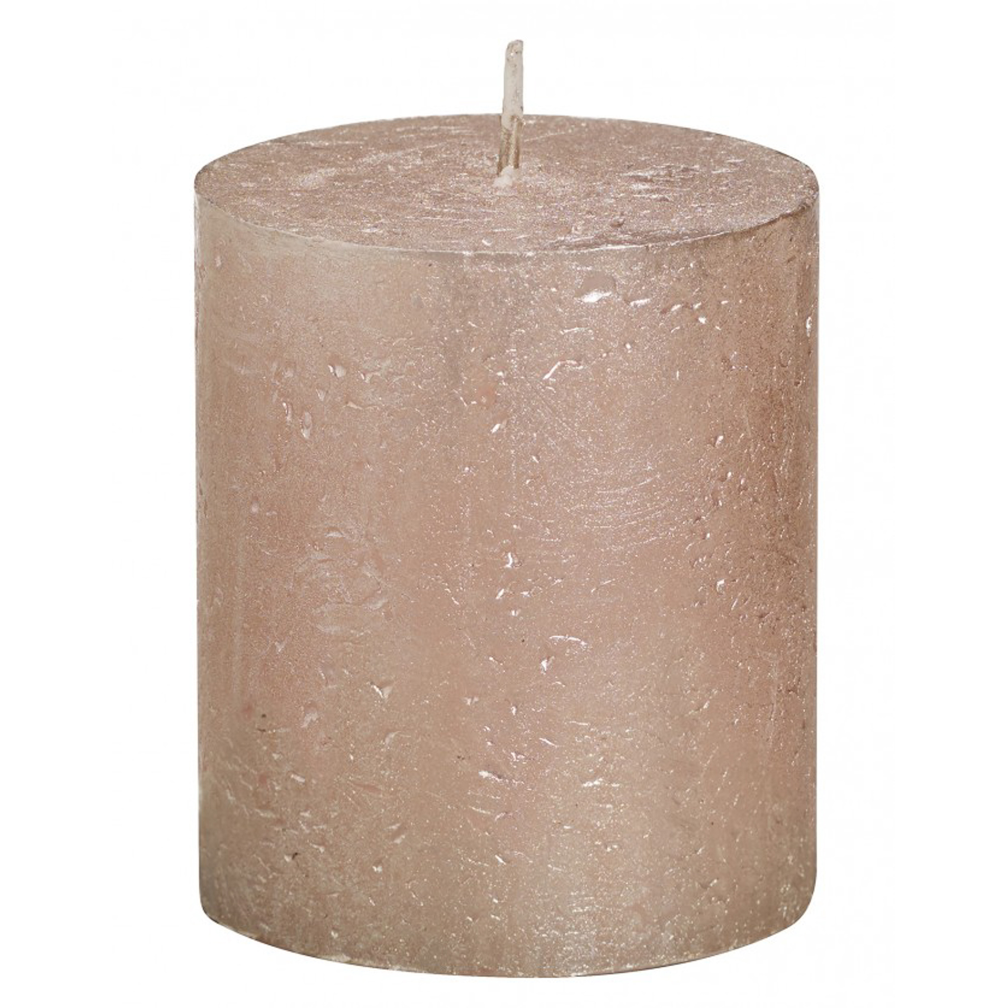 Фото - Свеча Bolsius rustic metal Rose Goud 8х6.8 см свеча bolsius rustic metal gold 8х6 8 см