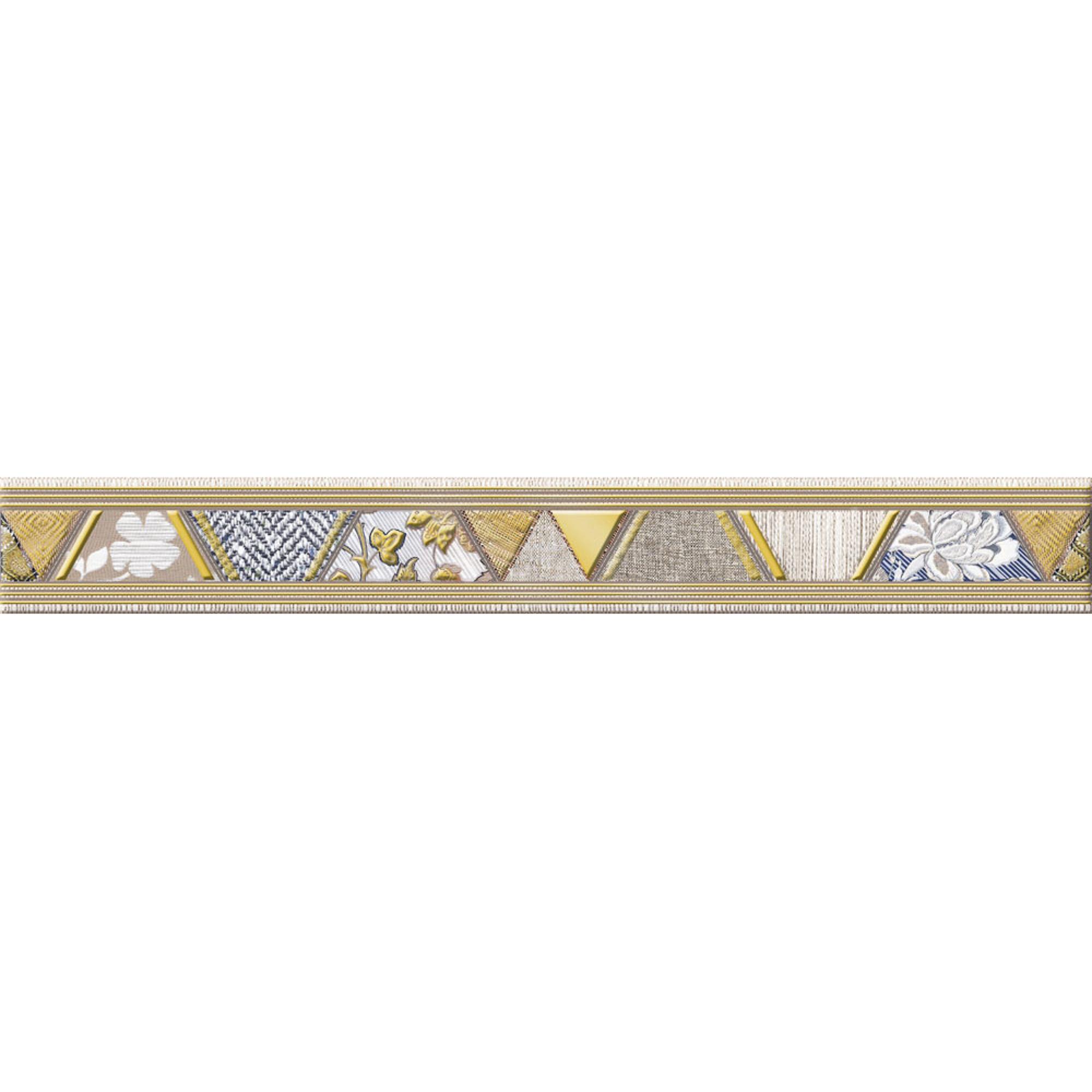 Бордюр Alma Ceramica Asteria BWU57ATR404 6,7x50 см декор alma ceramica grigio dwu09grg027 24 9x50 см