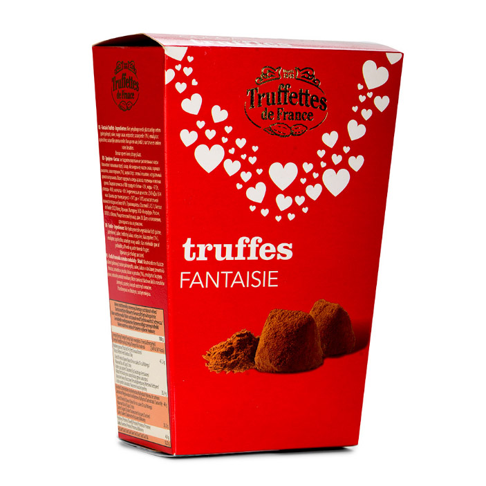 Шоколад Truffettes de France Fantaisie Nature 250 г j nowakowski fantaisie sur l opera halka op 51
