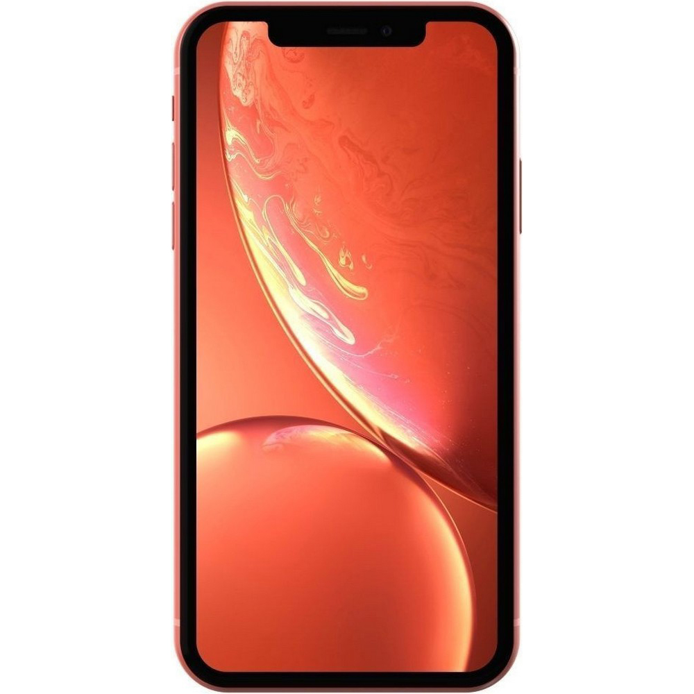 Смартфон Apple iPhone XR 64GB Coral фото