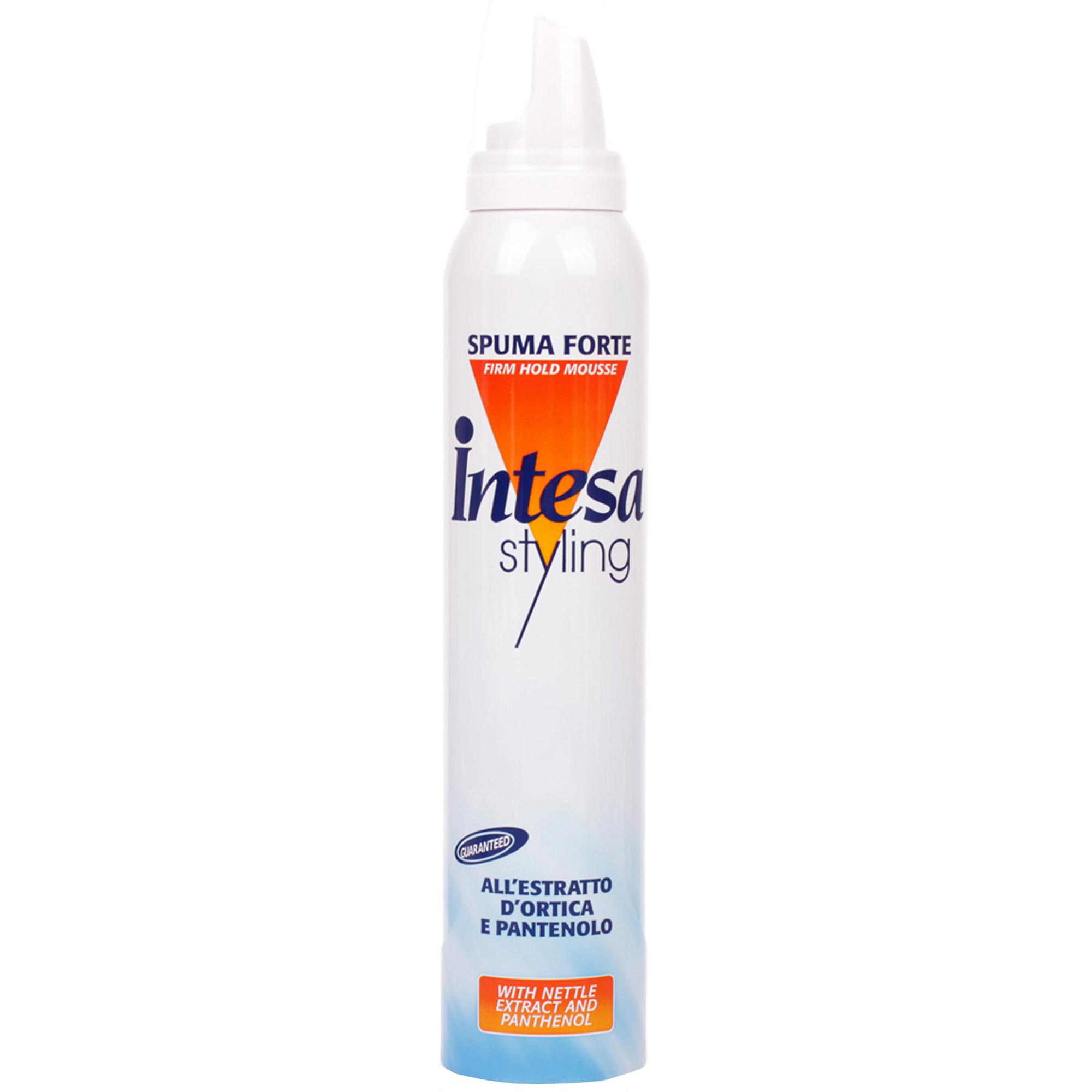 Мусс для укладки вьющихся волос INTESA Strong Hold 200 мл