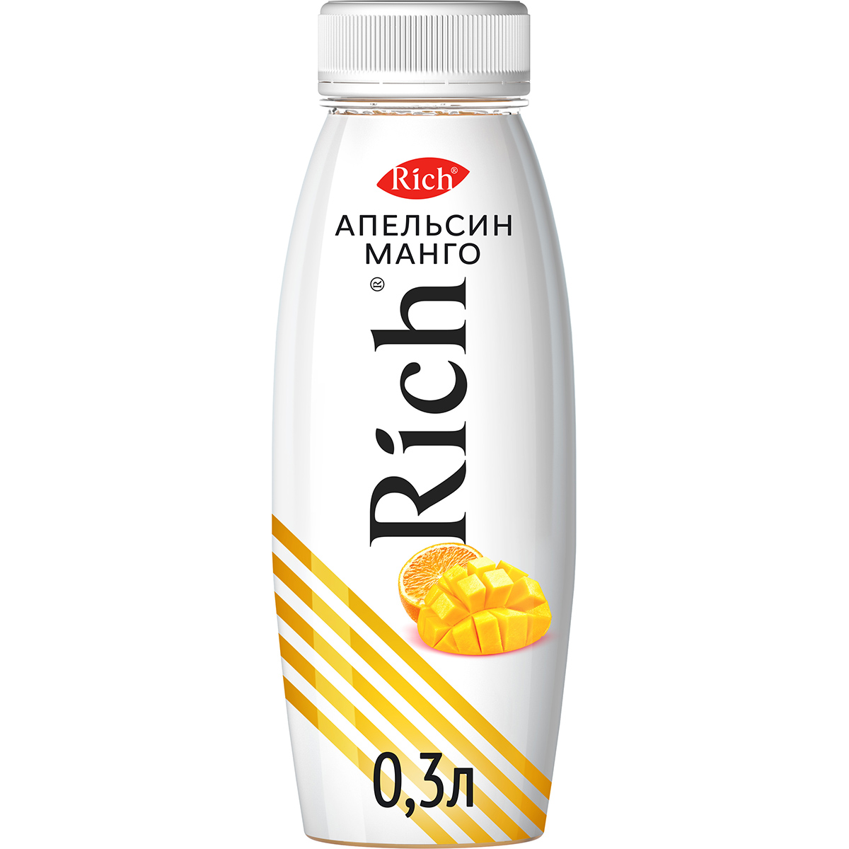 Нектар Rich апельсин-манго 0,3л нектар rich апельсин манго 1 л