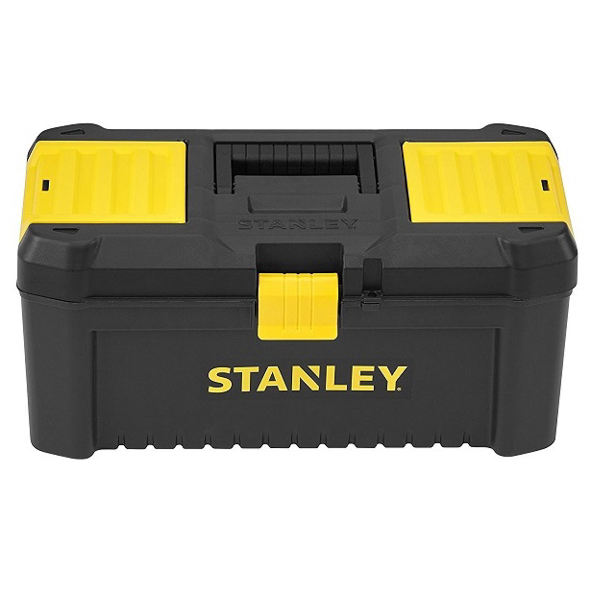 Ящик для инструмента STANLEY STST1-75517 ящик с органайзером stanley stst1 75517 essential 40 6x20 5x19 5 см 16 черный