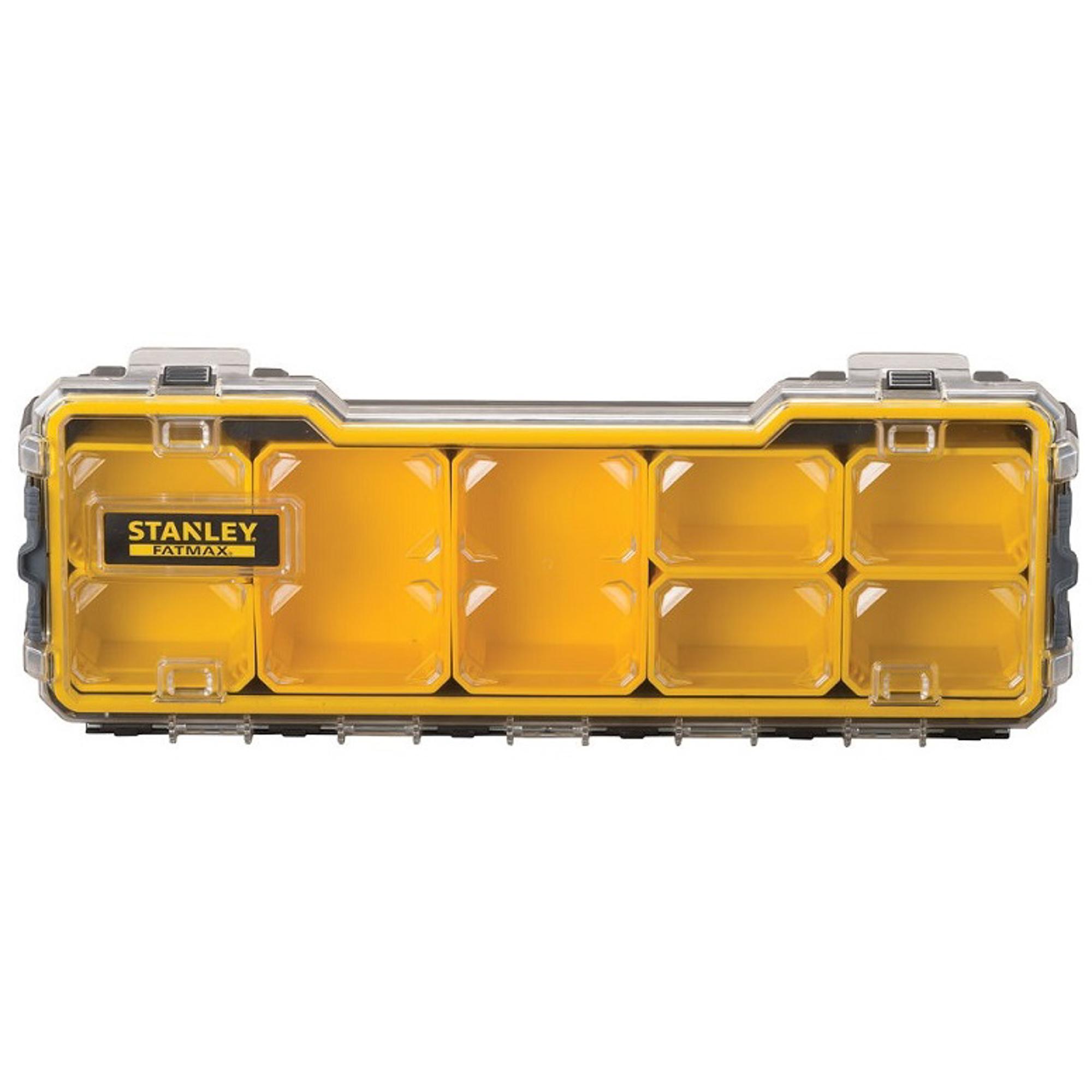 Органайзер STANLEY FatMax FMST1-75781 органайзер профессиональный stanley fatmax shallow pro plastic latch 1 97 519