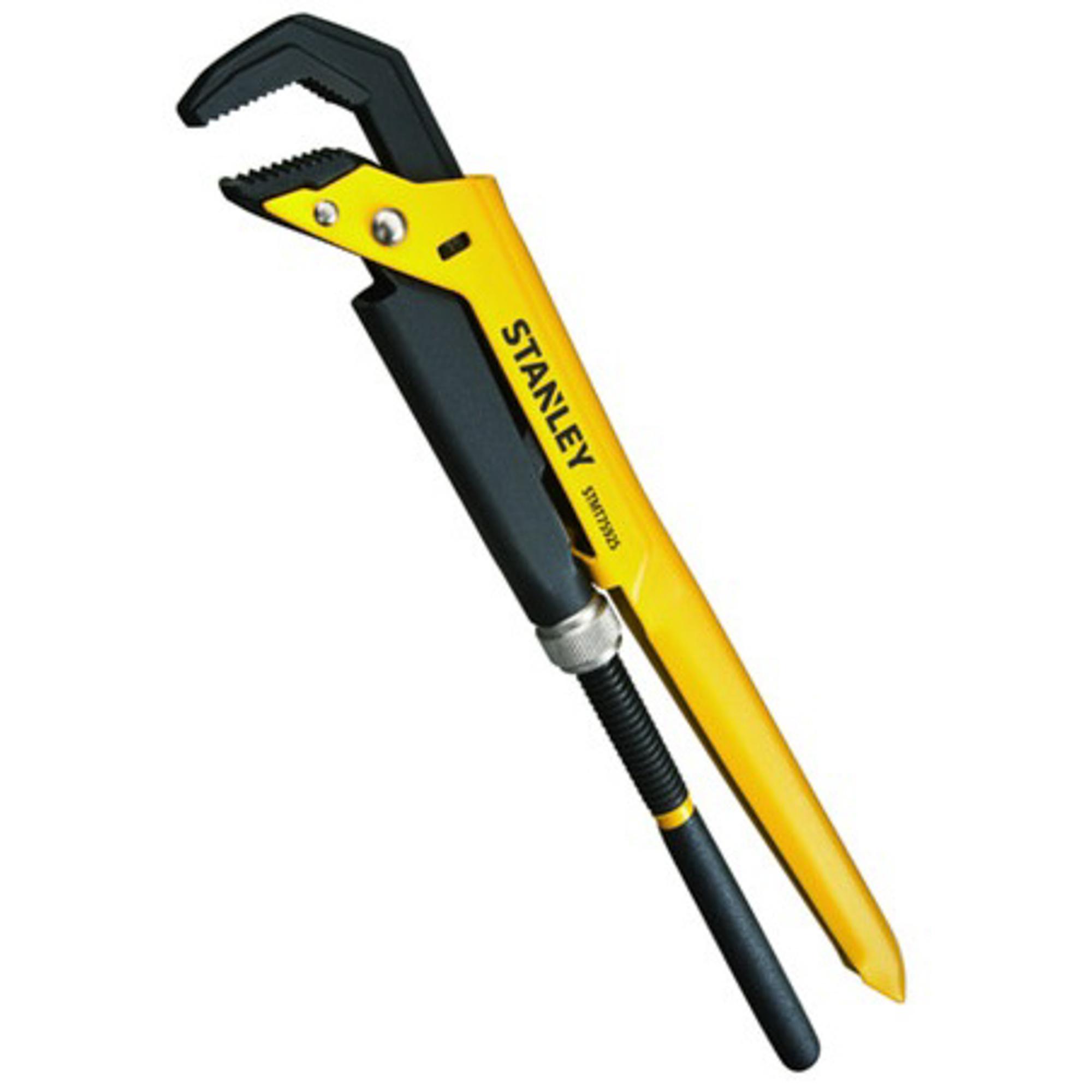 Ключ трубный STANLEY 2 548 мм STMT75927-8 ключ трубный радиаторный newton srn 1084