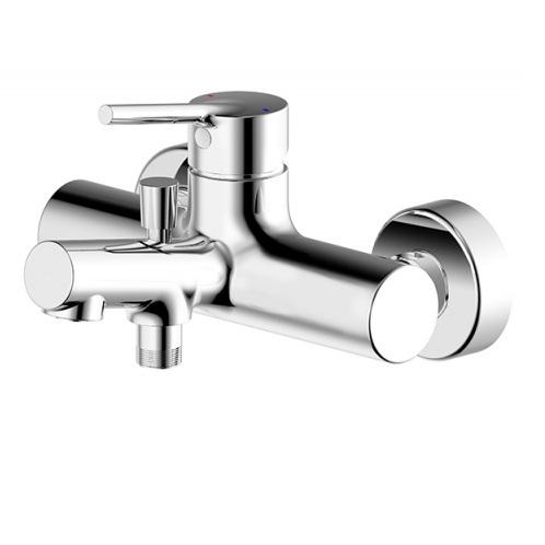 Смеситель PALACE для ванны кор излив Bravat фото