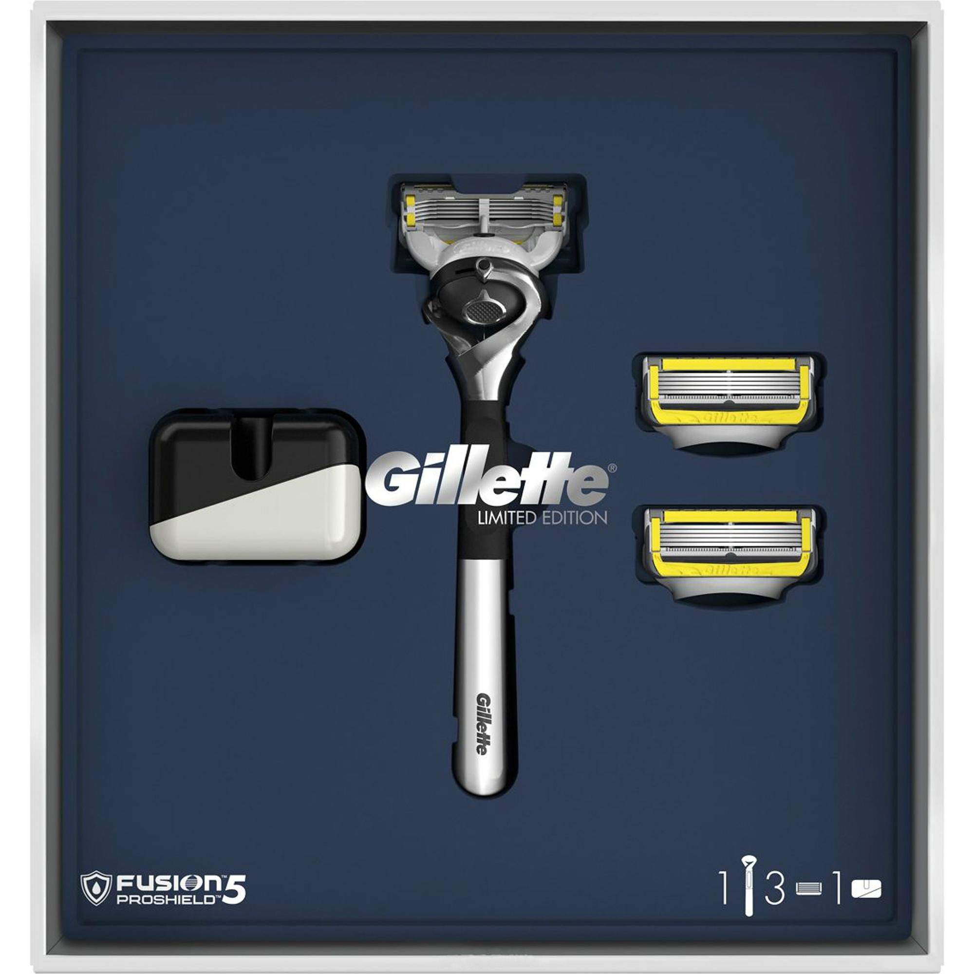 Подарочный набор Gillette Fusion5 ProShield