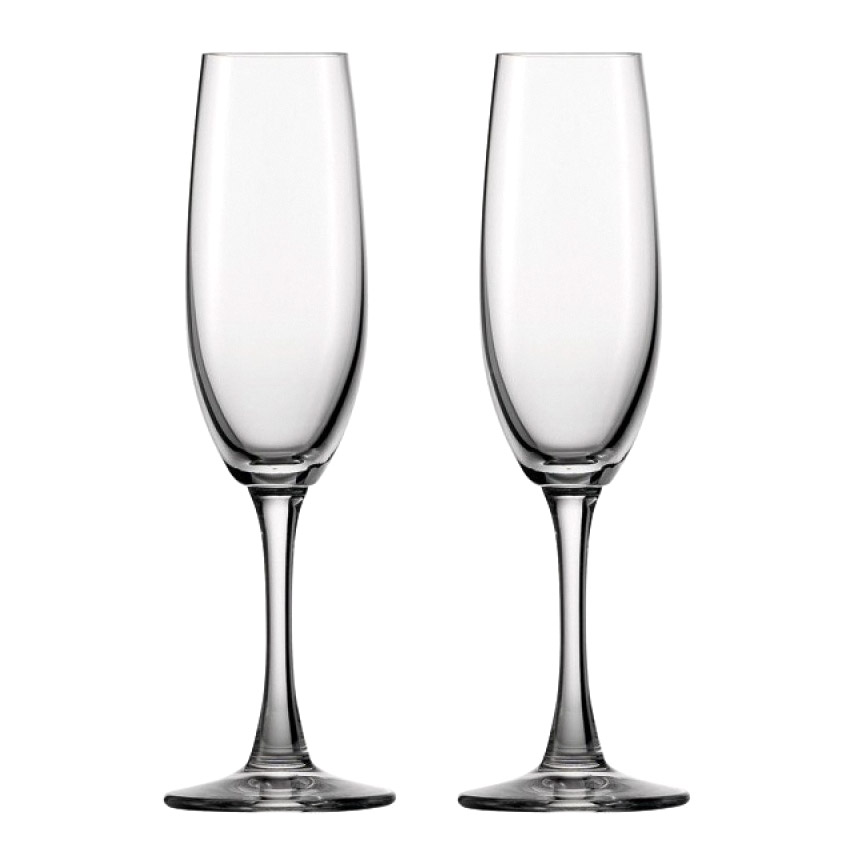 Набор бокалов для шампанского Spiegelau вайнлаверс 190 мл 2 шт