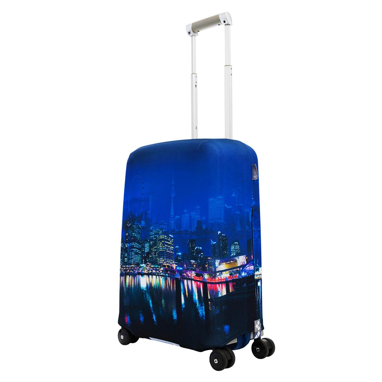Чехол для чемодана Routemark Voyager M/L чехол для чемодана routemark искры и блестки art lebedev sp310 s фиолетовый