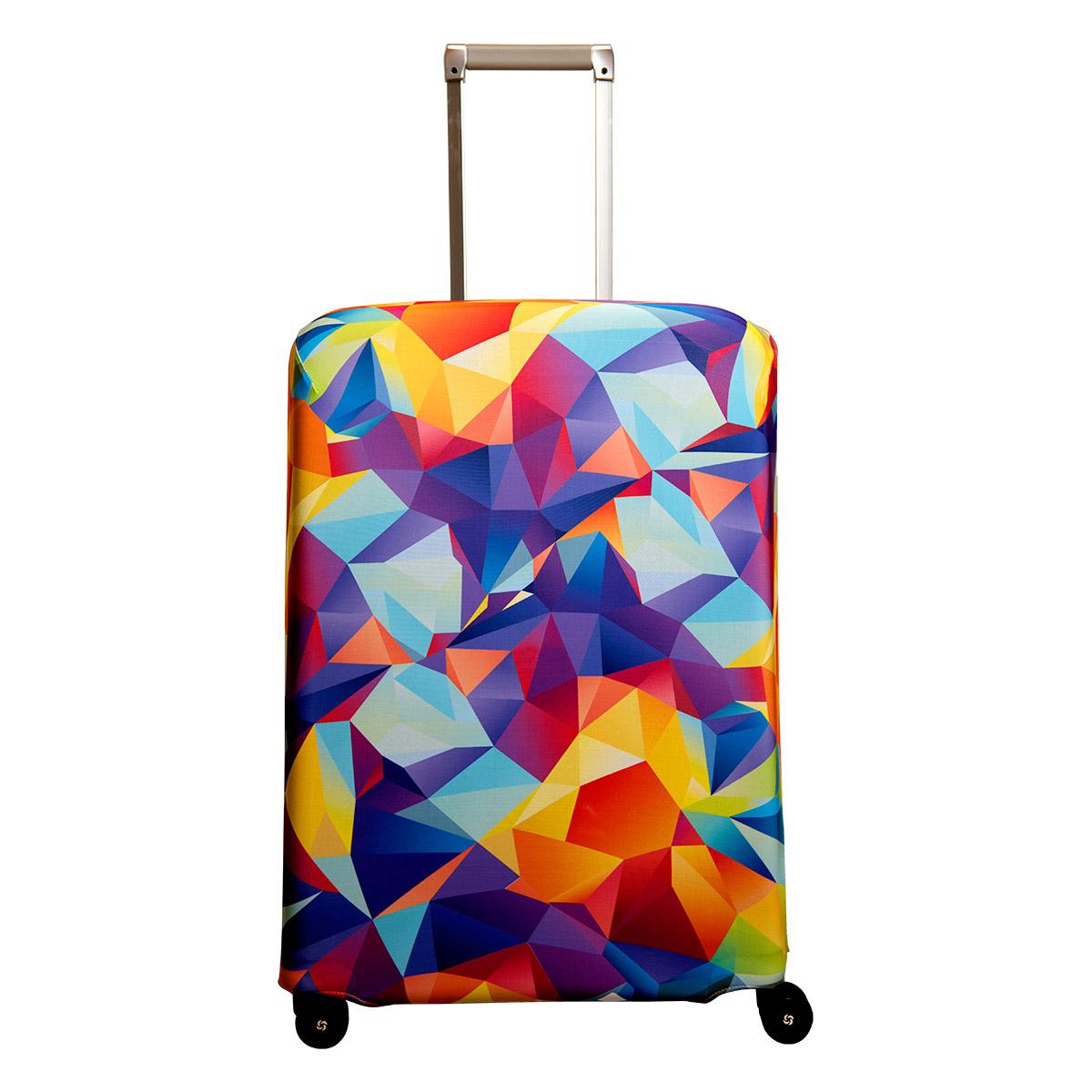 Чехол для чемодана Routemark Fable L/XL чехол для чемодана routemark искры и блестки art lebedev sp310 s фиолетовый