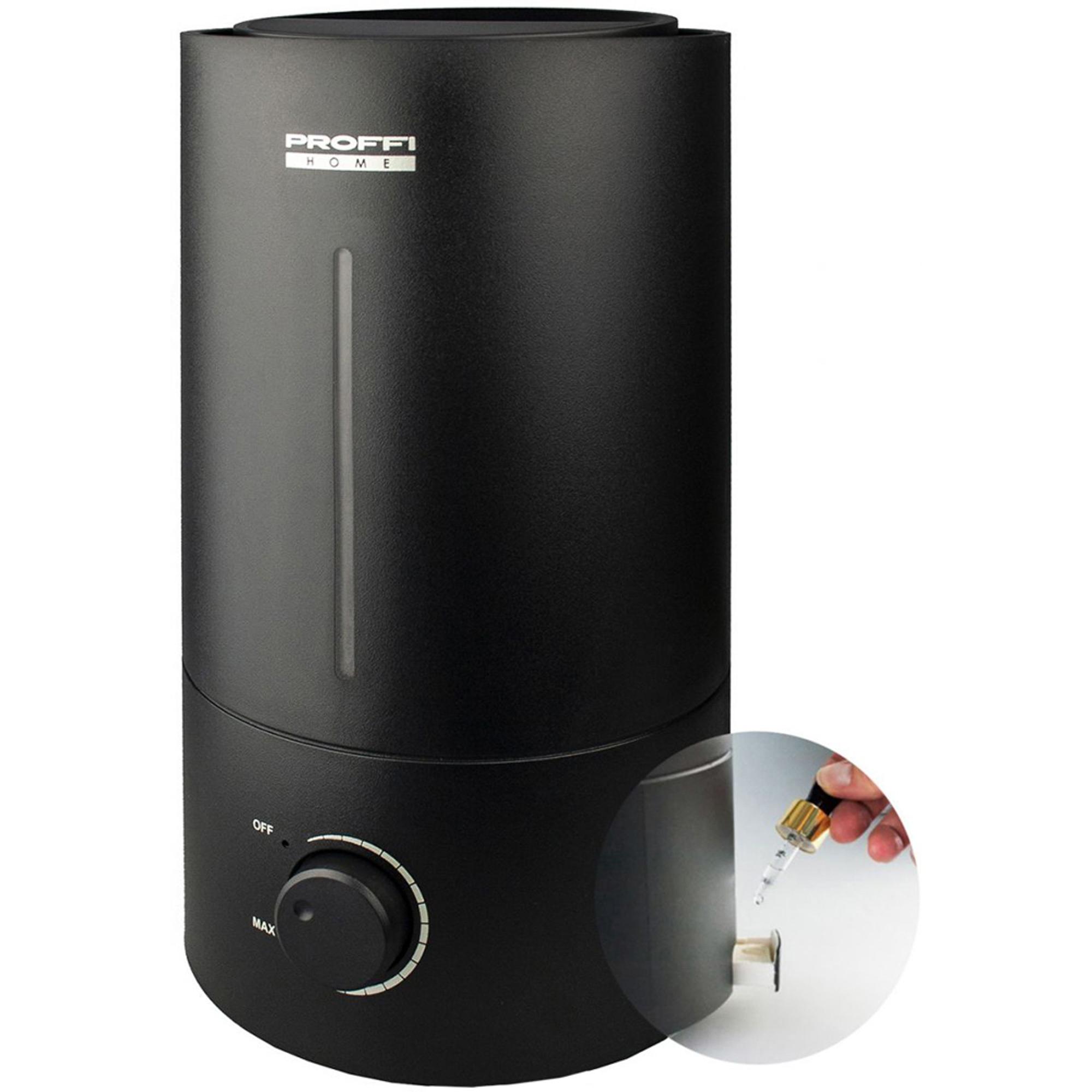 Ультразвуковой увлажнитель воздуха Proffi Home PH8757 увлажнитель воздуха miniland humiplus advanced 89081