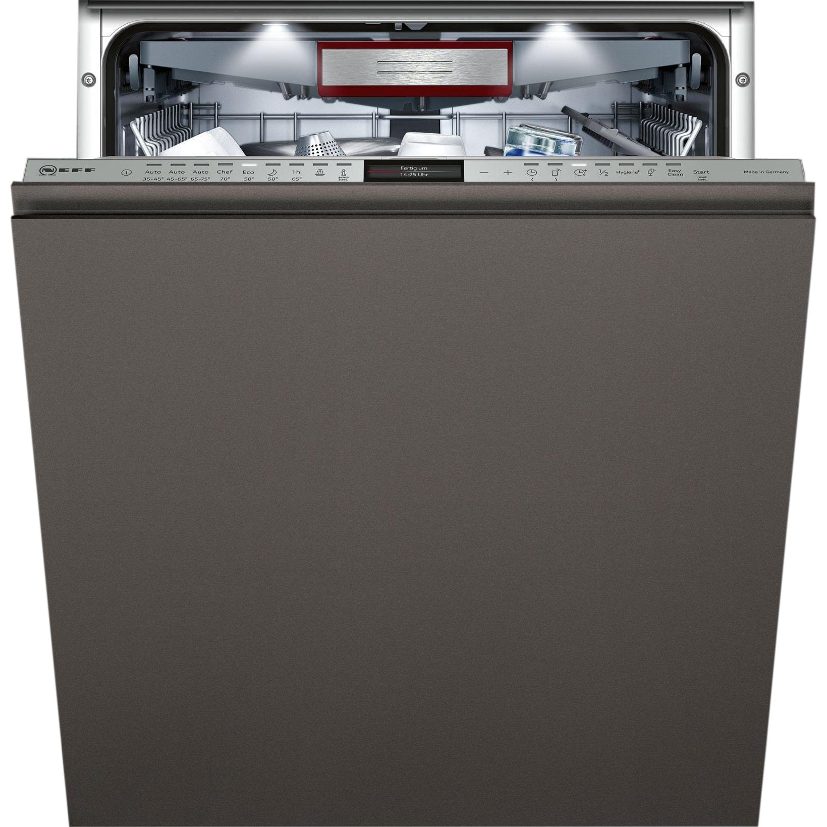 Фото - Посудомоечная машина Neff S517T80D6R встраиваемая посудомоечная машина neff s513f60x2r