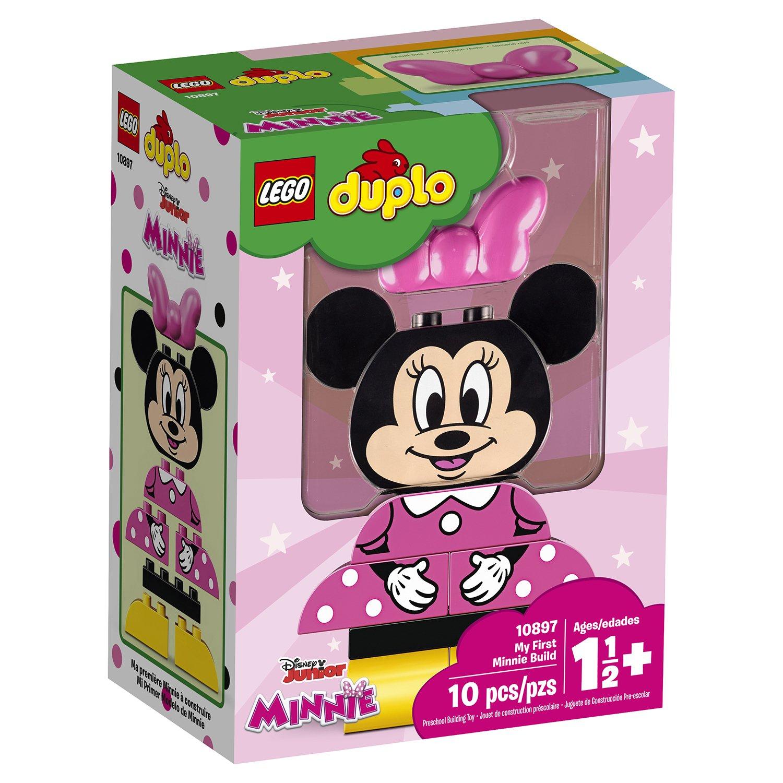Фото - Конструктор Lego Duplo Моя первая Минни 10897 конструктор lego duplo моя первая минни 10897