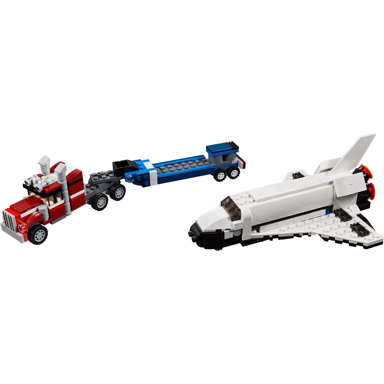 Купить Конструктор Lego Creator Транспортировщик шаттлов 31091, пластик, для мальчиков, Конструкторы, пазлы