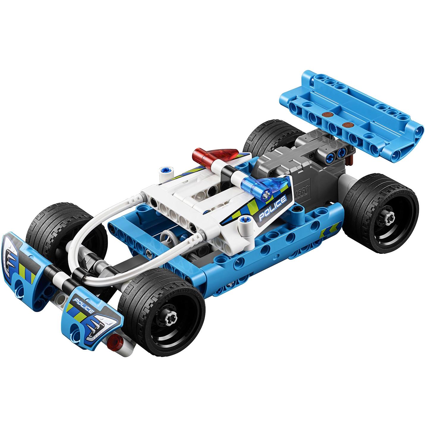Фото - Конструктор Lego Technic Полицейская погоня 42091 конструктор lego jurassic world погоня за птеранодоном 75926