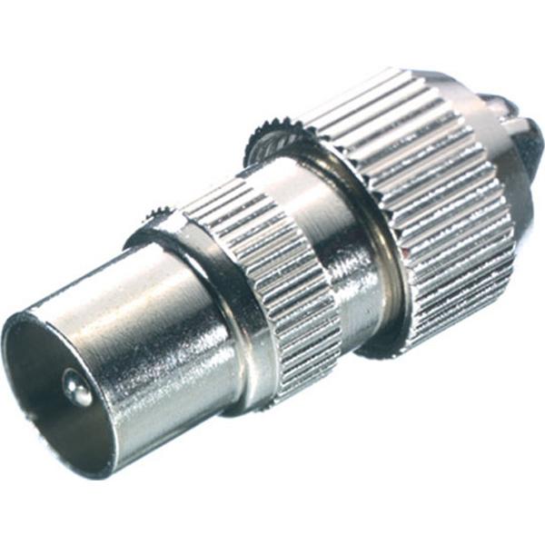 Купить Переходник Vivanco 48011 (антенный штекер), переходник