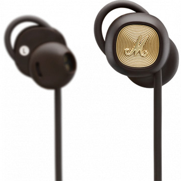 Наушники Marshall Headphones Minor II Bluetooth Brown