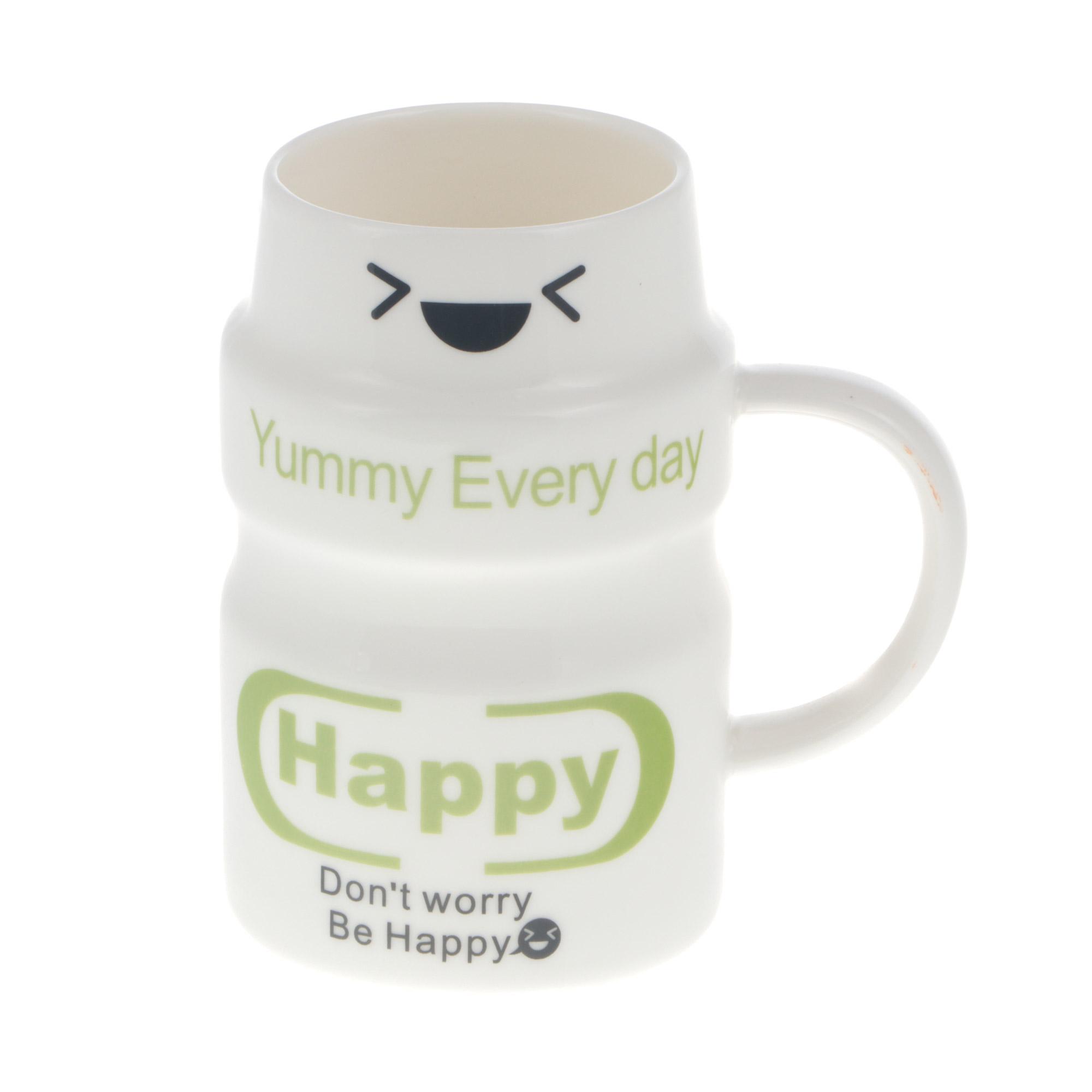 Кружка Eco cup happy 350мл