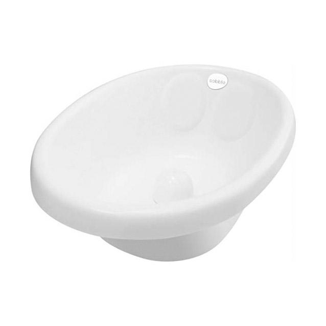 Мягкая ванночка термос Sobble Marshmallow White