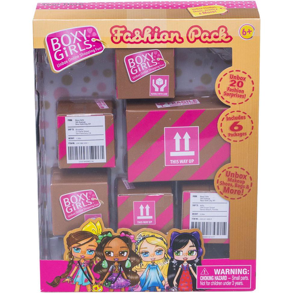 Игровой набор 1Toy Boxy Girls Т15111
