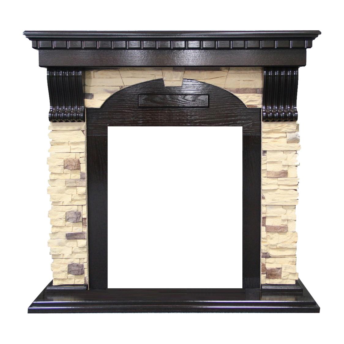 Фото - Портал Royal Flame Dublin угловой арочный сланец электрокамин с классическим очагом 2d royal flame royal flame dublin арочный сланец крем слоновая кость с очагом aspen gold