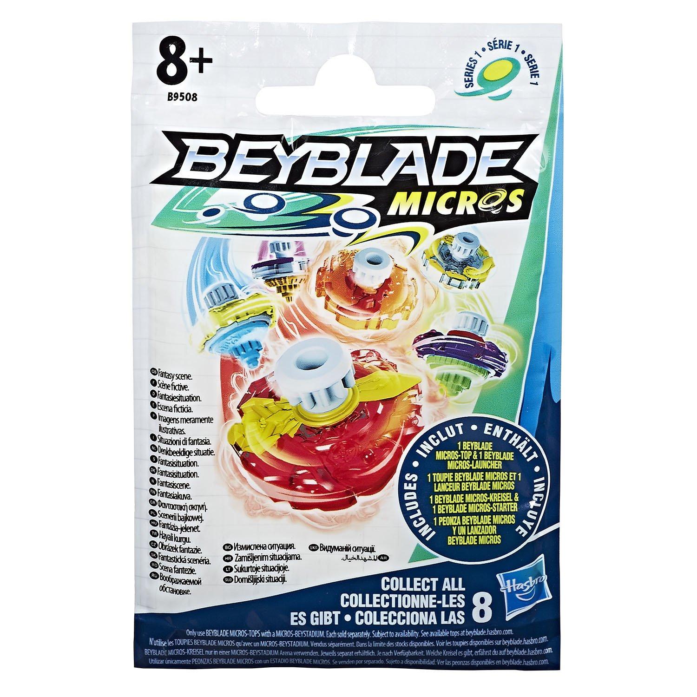 Игрушка Hasbro BeyBlade Мини-волчок, в ассортименте hasbro мини понг e3112